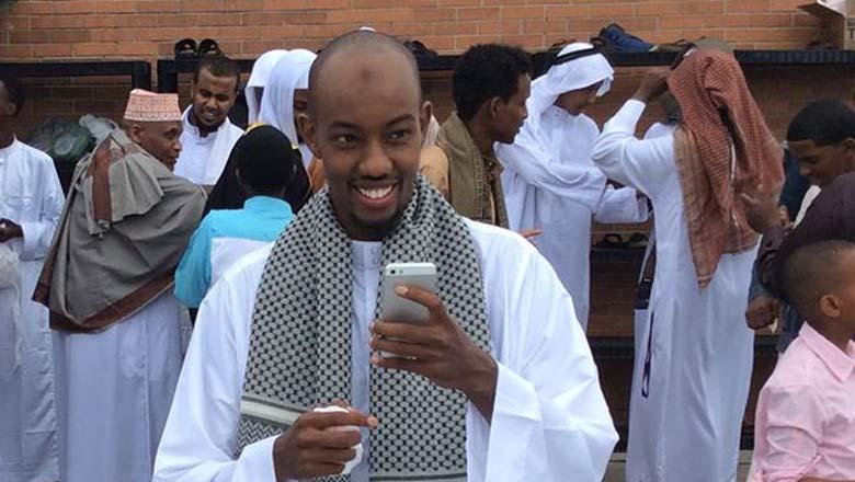 Abdirahman Sheik Mohamud Facebook