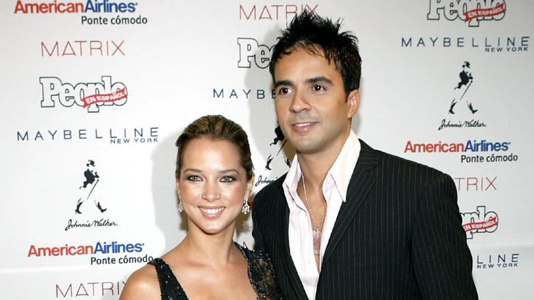 Adamari Lopez and Luis Fonsi (Getty)