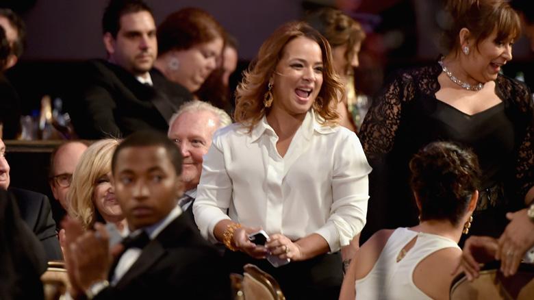 Adamari Lopez wins Emmy  (Getty)
