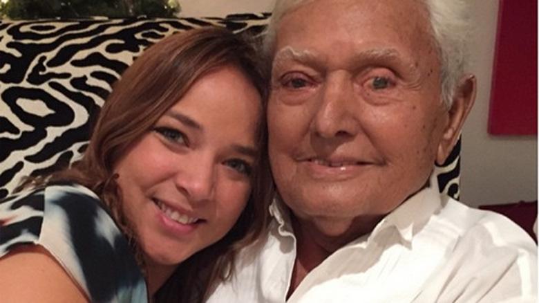 Adamari Lopez and father  (Instagram/Adamari Lopez)