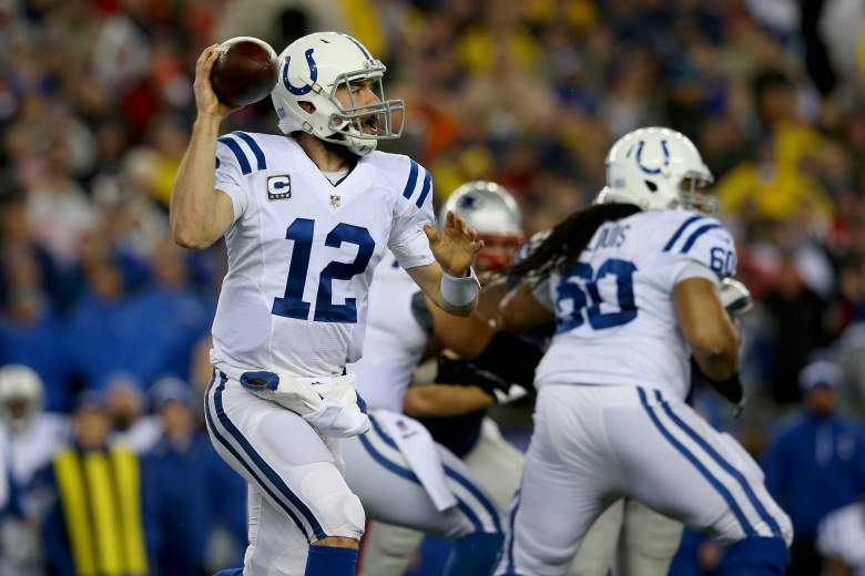 andrew luck, nfl, colts