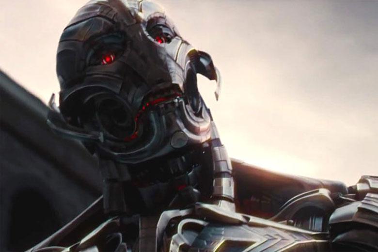 Avengers Age of Ultron Ultron