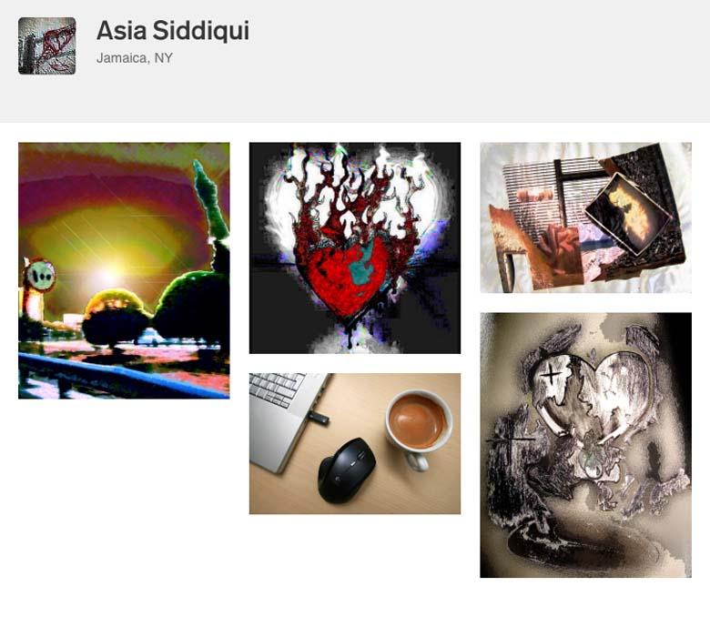 Asia Siddiqui Designer
