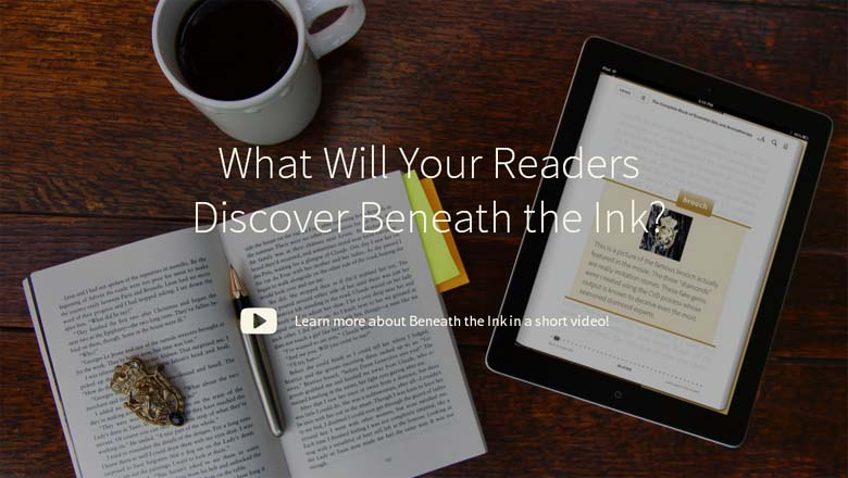 beneath the ink, ebooks shark tank