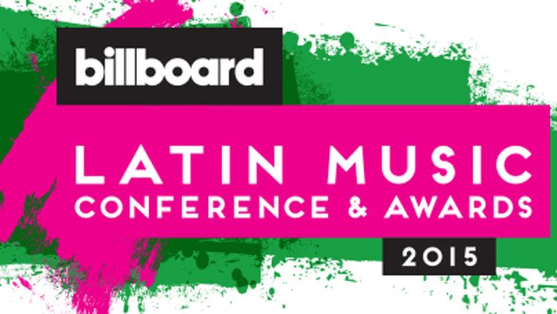 billboard latin music conference awards 2015