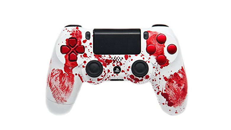 bloody ps4 controller