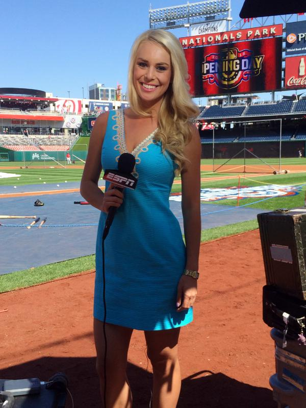Britt McHenry of ESPN (Twitter)