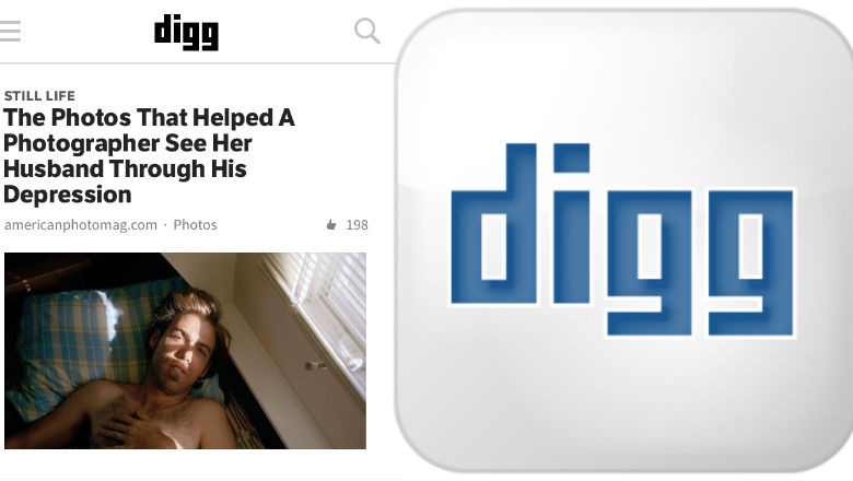 Free news apps, news aggregate apps, Digg