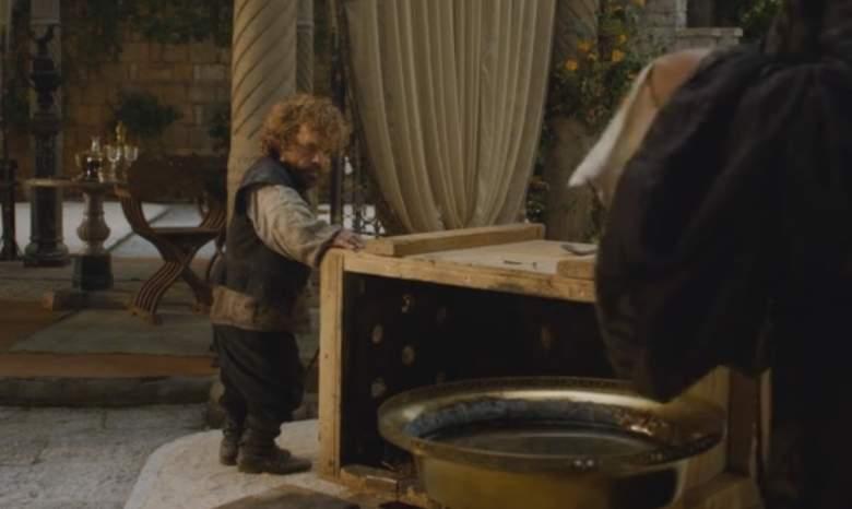 Drunk Tyrion