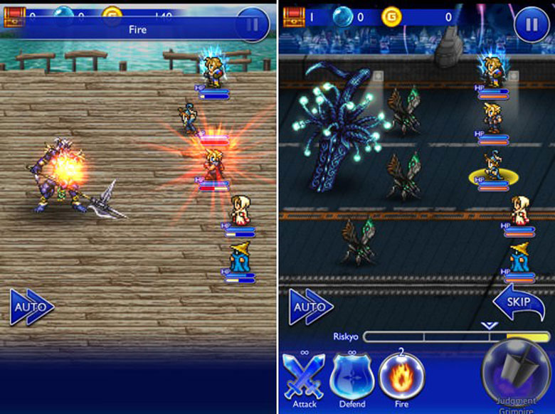 Final Fantasy Record Keeper Tips