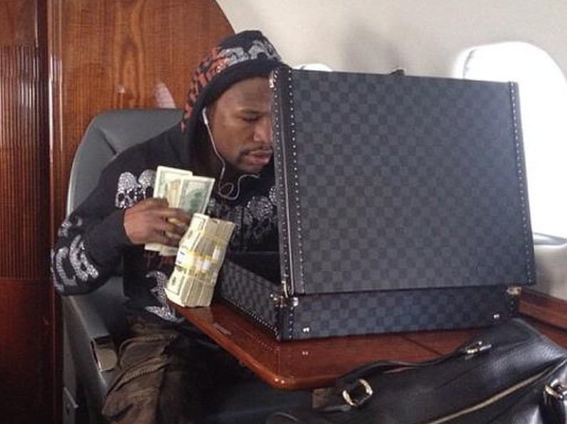 What is Mayweather's Net Worth, what is mayweather worth, how much money does mayweather make, mayweather wealth, mayweather cars, mayweather watches, mayweather vs pacquiao,