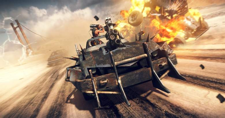 Mad Max game