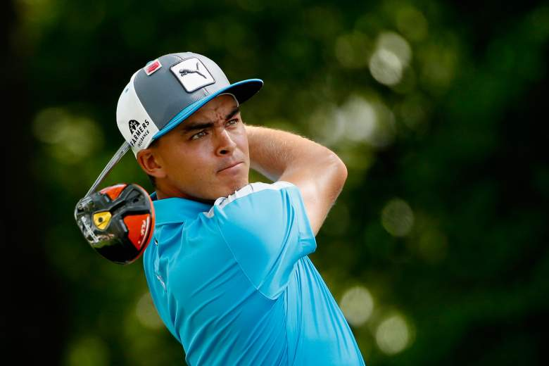 Rickie Fowler highlights the Zurich Classic of New Orleans field. (Getty)