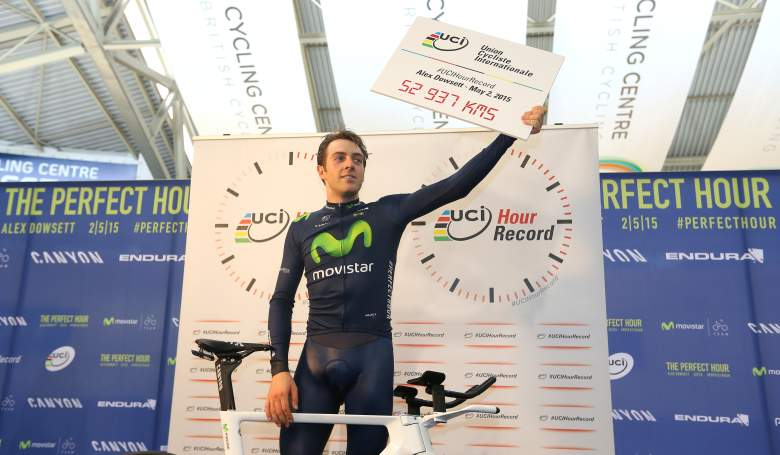 alex dowsett hour record