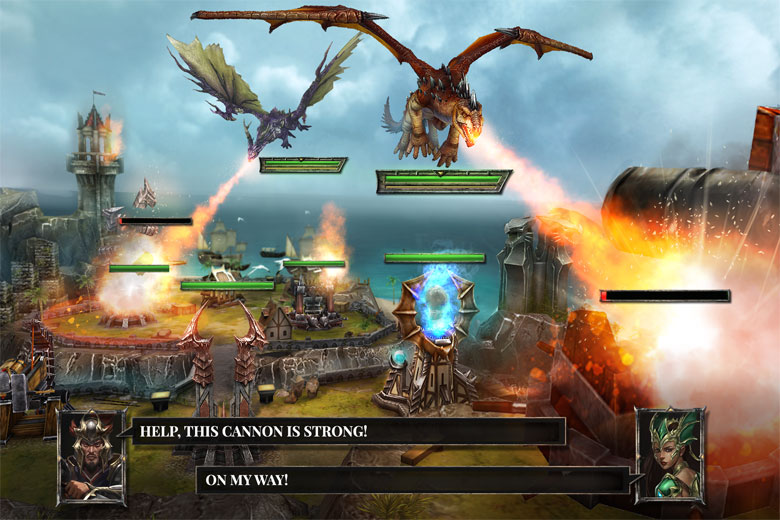 War Dragons Tips