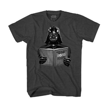how to be a better boss t-shirt