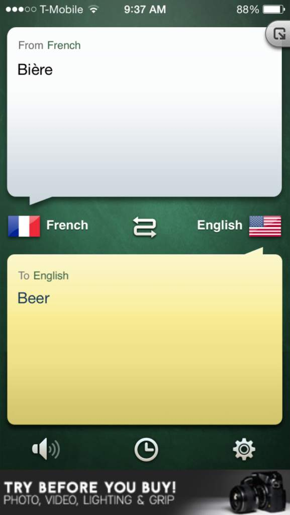 best Translation apps, best translator apps, iPhone Apps, Android Apps, iHandy Translator
