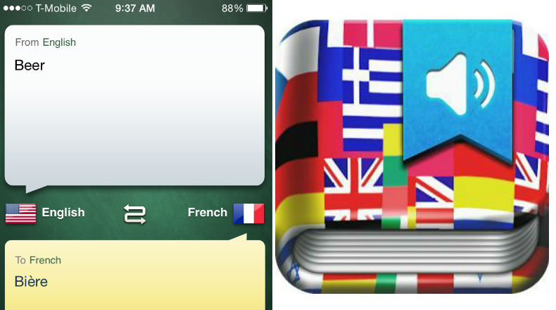 ihandy app review, best translator app, best translation app