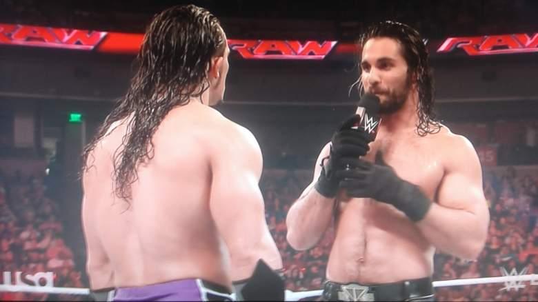Monday Night RAW, WWE