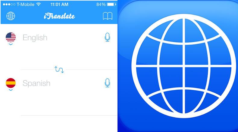 iTranslate app review, best translator app, best translation app
