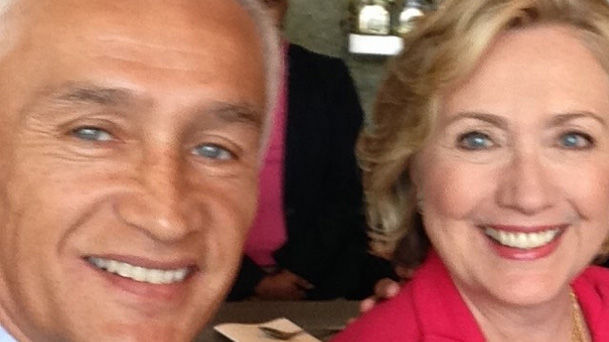 Jorge Ramos, Jorge Ramos Hillary Clinton