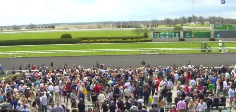 Blue Grass Stakes, Keeneland