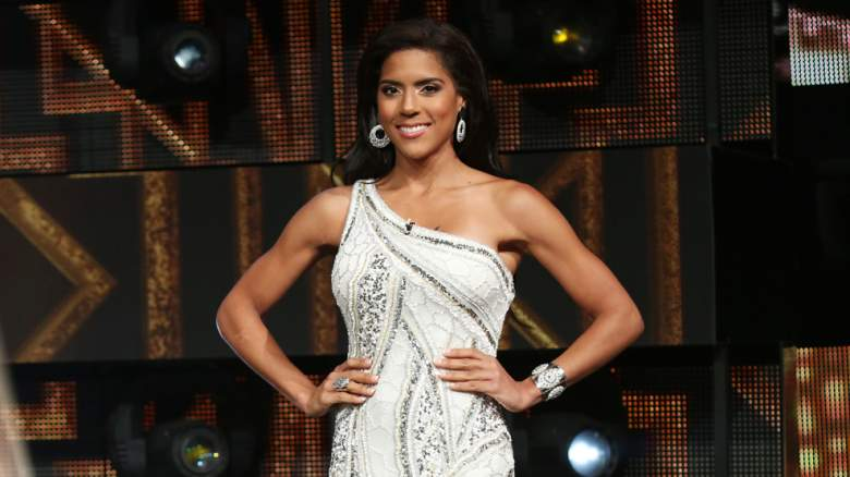 Francisca Lachapel, Francista Lachapel Nuestra Belleza Latina 2015
