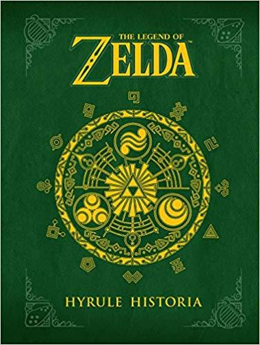 legend of zelda hyrule historia