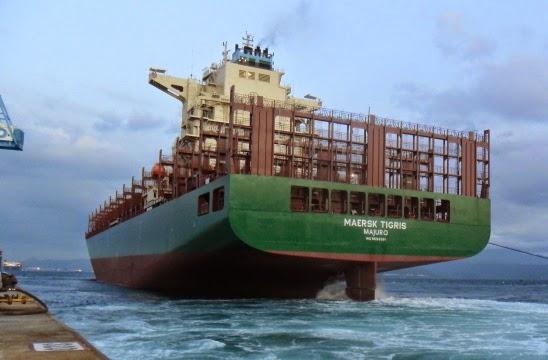 Maersk Tigris (Google+)