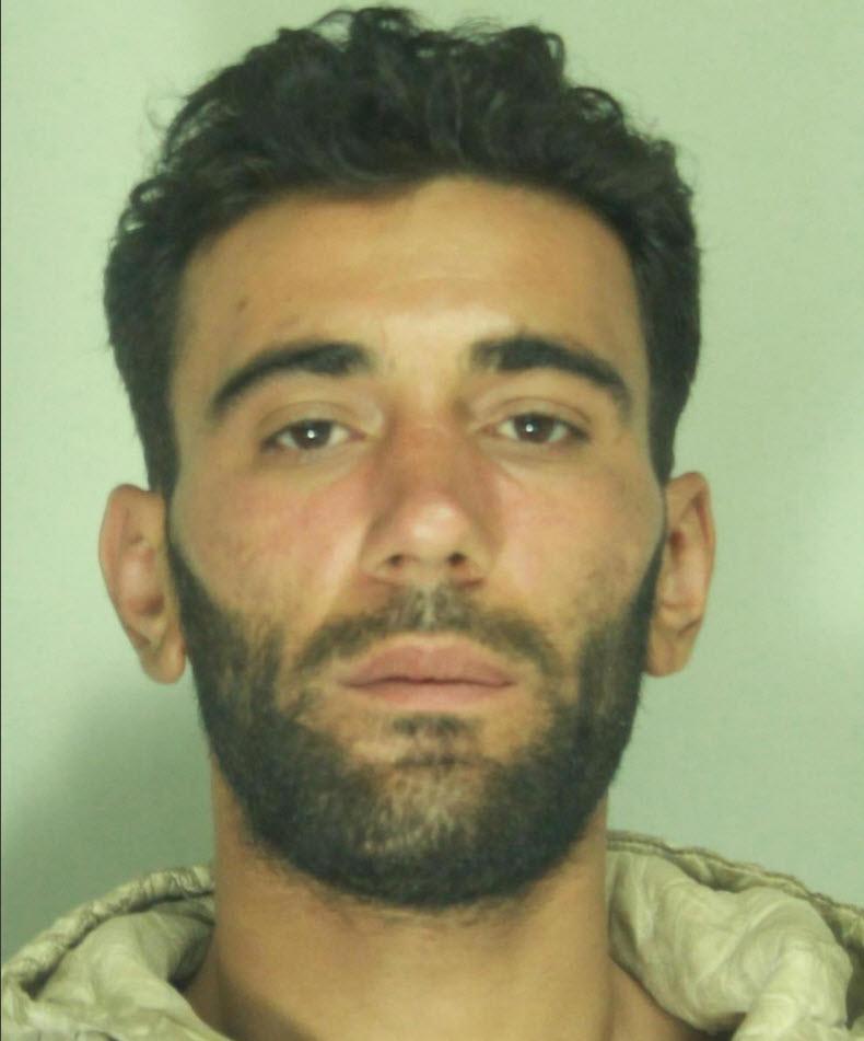 mohammed ali malek, captain malek, Mediterranean ship captain arrested