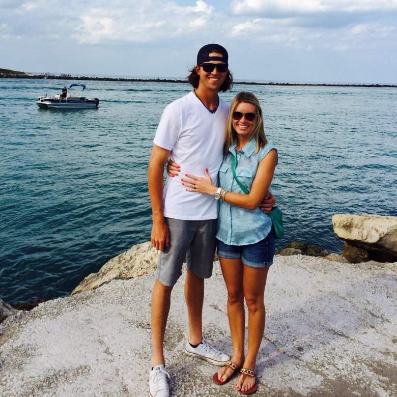 jacob degrom, stacey harris, jacob degrom wife