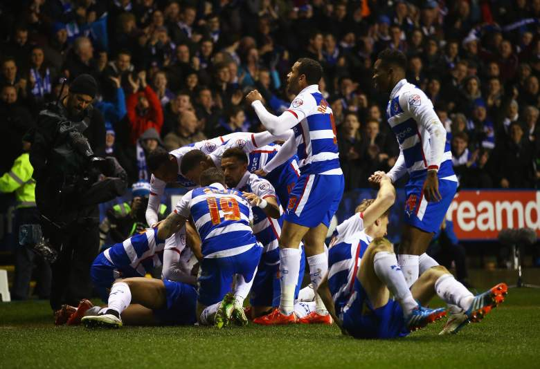 garath mccleary reading, reading goal, reading fa cup goal mccleary