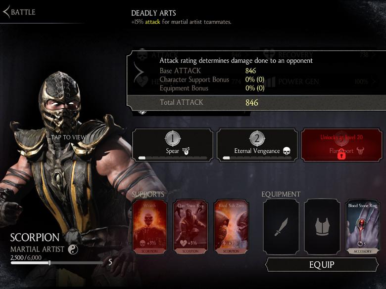 Mortal Kombat X Tips
