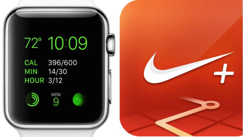 Apple Watch Apps, Nike Plus Running App