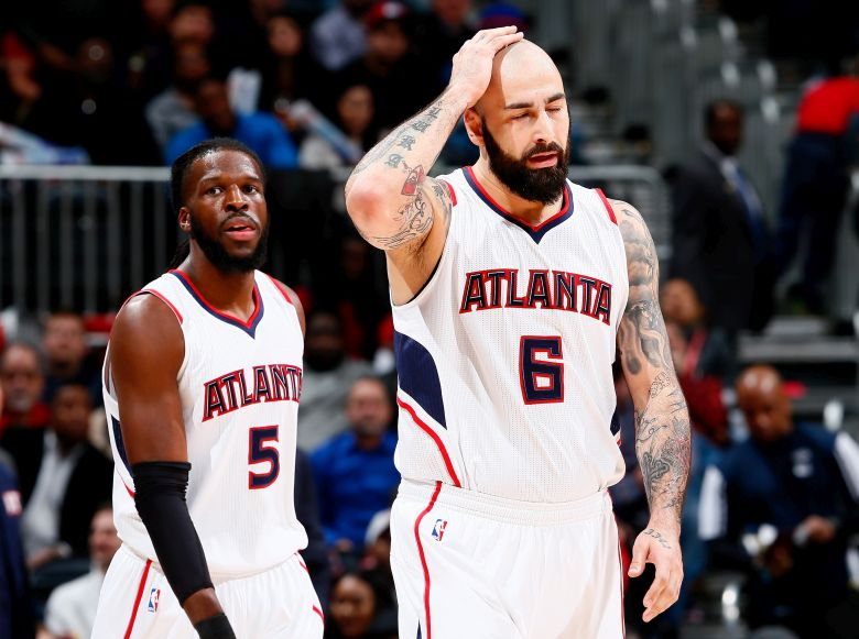 Pero Antic, Pero Antic Atlanta Hawks, Pero Antic Arrest
