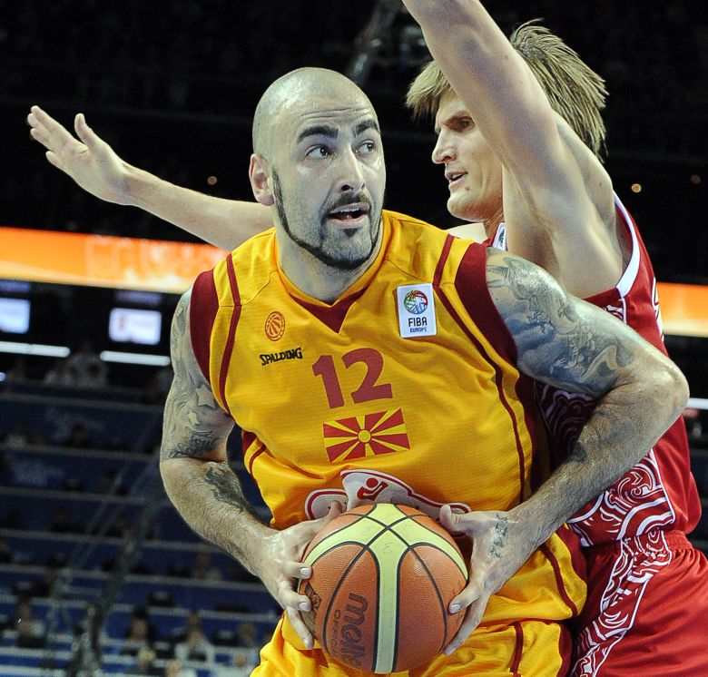 Pero Antic, Pero Antic Arrest, Pero Antic Atlanta Hawks, Pero Antic Macedonia