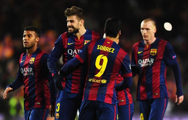 gerard pique barcelona, gerard pique barcelona champions league, gerard pique barcelona champions league luis suarez