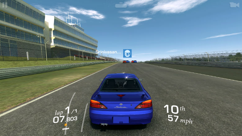 free racing games, new racing games, games for iphone, apps for iphone