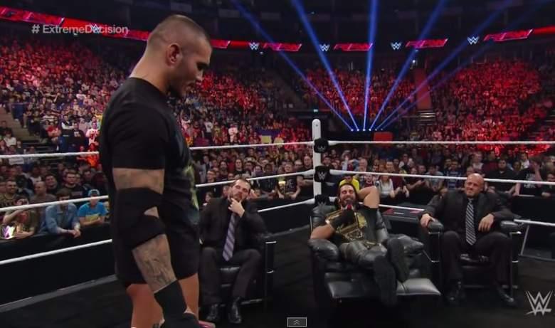 Randy Orton, Seth Rollins