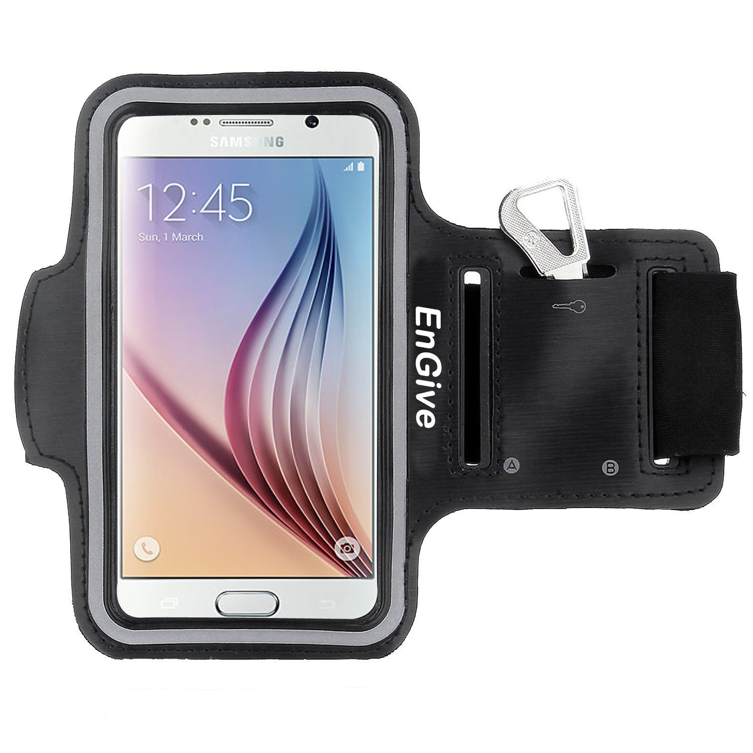 s6 cases, s6 armband case