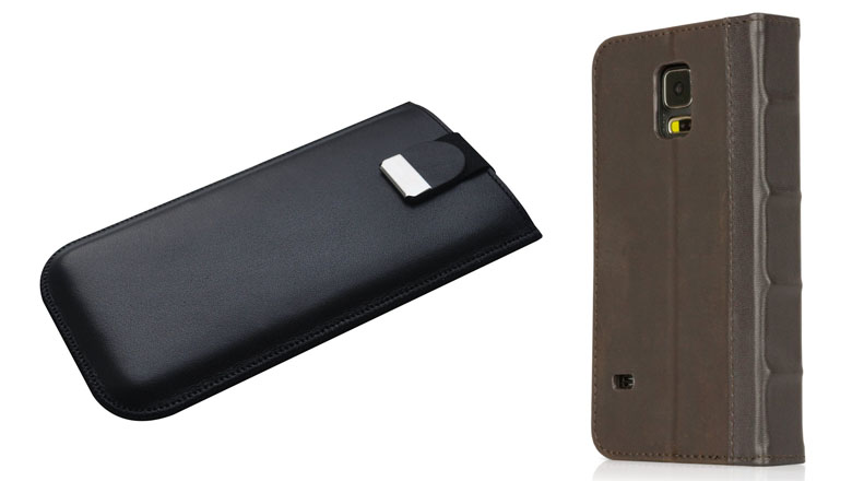 leather s6 cases