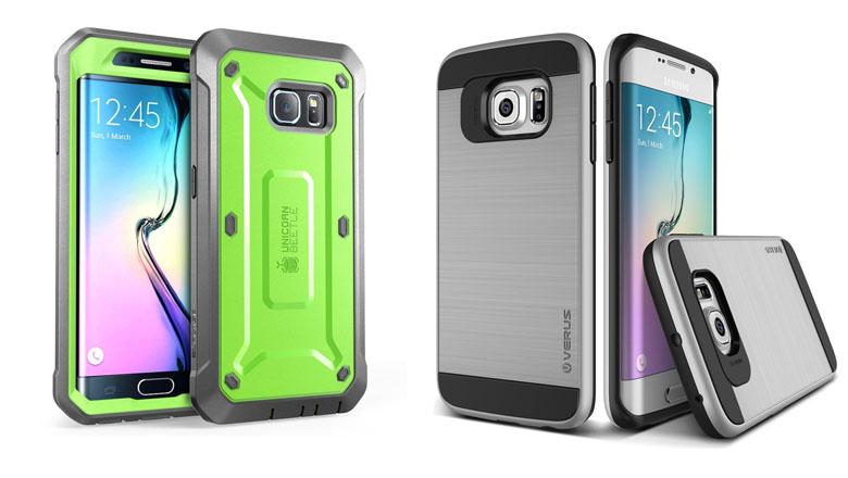Top 10 Best Galaxy S6 Edge Cases: The Heavy Power List   Heavy.com