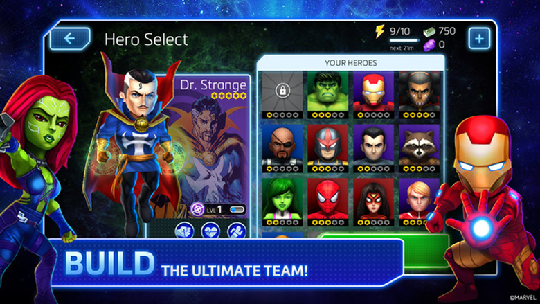 Marvel Mighty Heroes