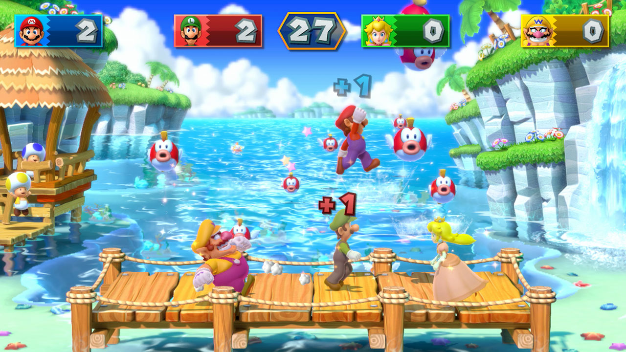 Video Game Deals Mario Party 10 45 10 Star Wars Games For 22 Heavy Com