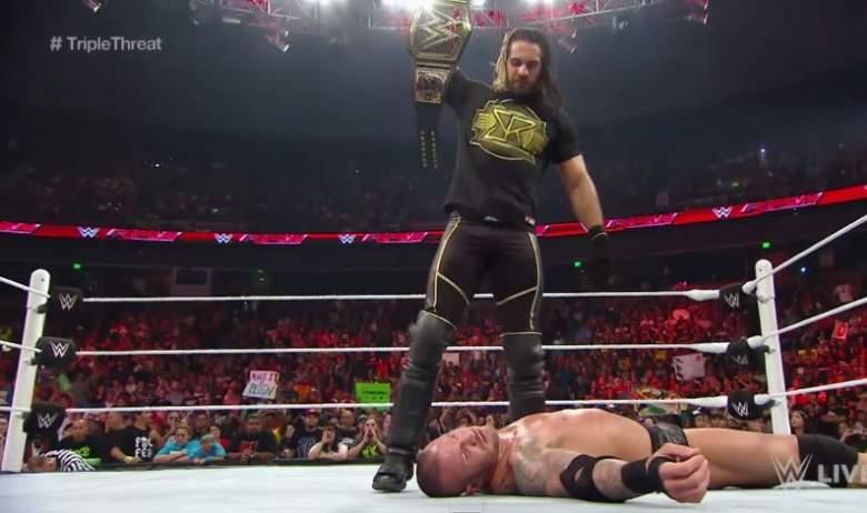Seth Rollins, Randy Orton