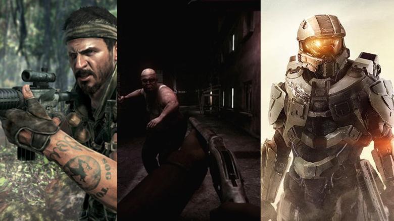 upcoming shooting games 2015
