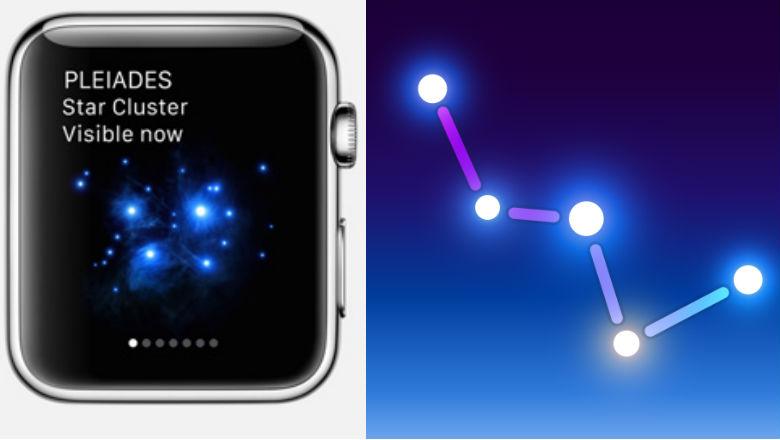 Apple Watch Apps, Sky Guide app