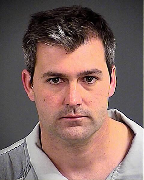 Michael Slager's mugshot. (Charleston County Sheriff's Office)