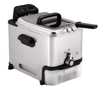 T-fal FR800050, T-Fal deep fryer, T-fal FR800050 Ultimate EZ Clean 2.6-Pound, 3.5-Liter Stainless Steel Immersion Deep Fryer,