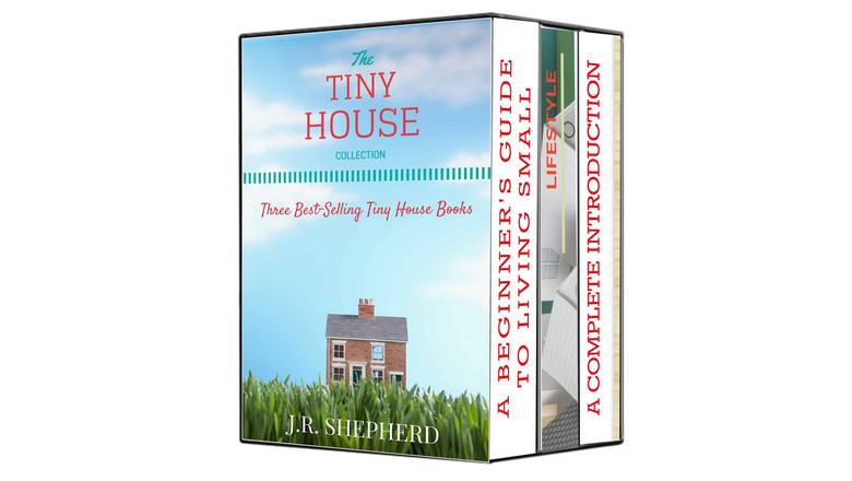 The Tiny House Collection: Three Tiny House Books [Kindle Edition] J.R. Shepherd (Author) tiny house living ebooks for sale, tiny best houses kindle book